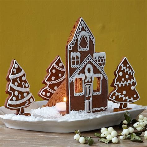 Diy Gingerbread House by Diy Easy Gingerbread House