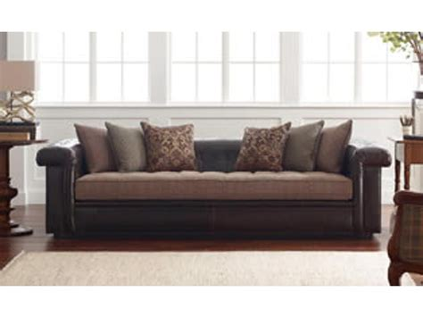 Furniture Upholstery Chicago by Stickley Furniture Cl 8088 101 Chicago Sofa Interiors C Hill Lancaster