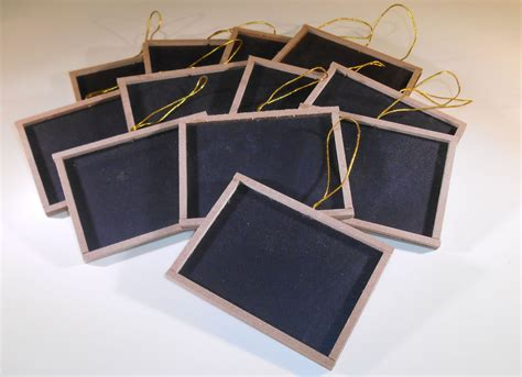 Senter A 38 Zoom In Out Kecil Mini 365flash Tbe Tb69 12 mini chalkboards with wood frame 3 x 4