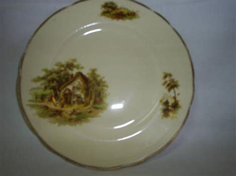 english porcelain alfred meakin england plate