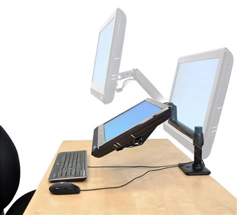 ergotron hp lx desk mount lcd arm 45 241 026