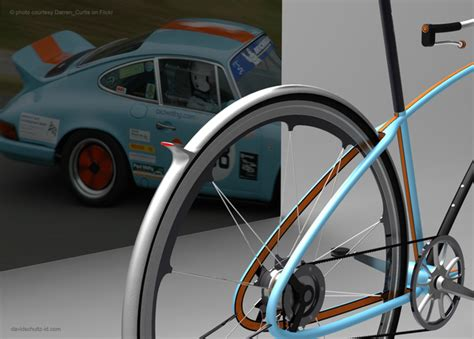 porsche bicycle porsche concept bike by david schultz bicycle design