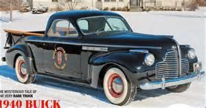 Buick Truck 1940 Buick Roadmaster Buick Factory History