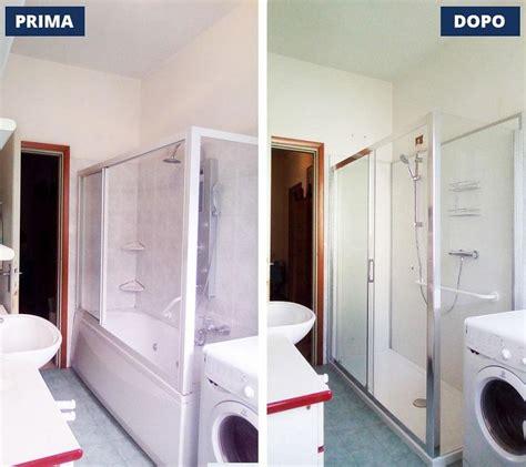 sostituzione vasca bagno sostituzione vasca con doccia