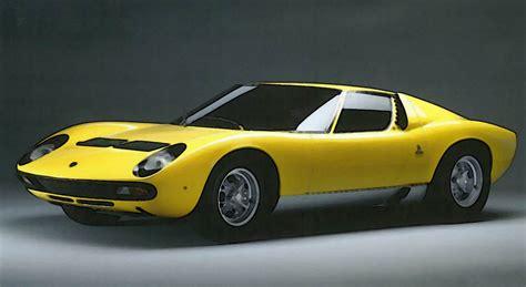 1971 Lamborghini Miura Sv Lamborghini Miura P400 Sv Geneva Motor Show 1971 1 18