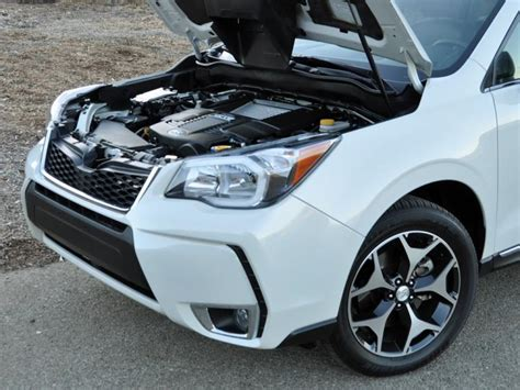 subaru flat 4 review 2016 subaru forester ny daily news