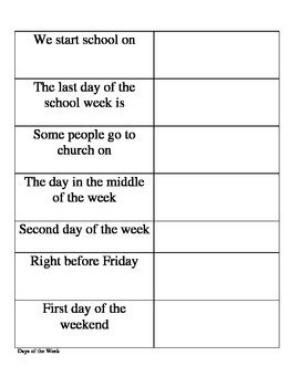 second day of week 2nd day of week 28 images free worksheets 187 spelling