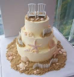 tbdress blog what kinds of beach themed wedding cakes look good