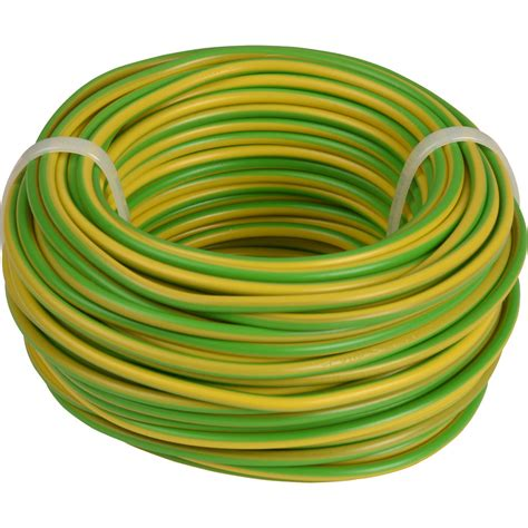28 yellow and green electrical wire 188 166 216 143
