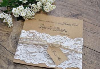 Hochzeitseinladungskarten Mit Spitze by Hochzeitskarten Einladungen Vintage Sagesmitherz De
