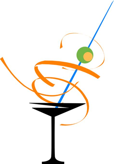 martini glass logo png xevents logo clip art at clker com vector clip art