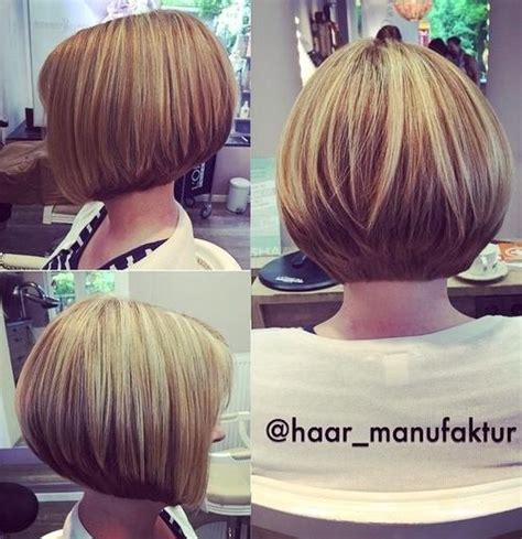bobs with slight stack 23 pretty bob hairstyles for mid length hair styles weekly