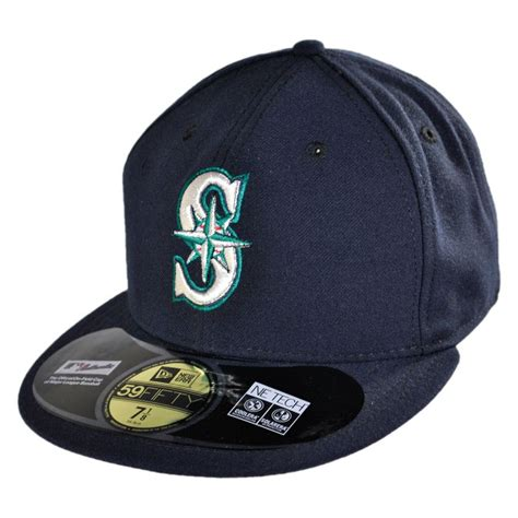 new era mlb new era seattle mariners mlb 59fifty fitted baseball