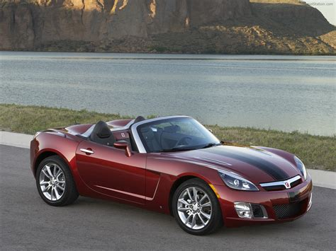 saturn sky 2009 saturn sky red line exotic car wallpaper 09 of 24