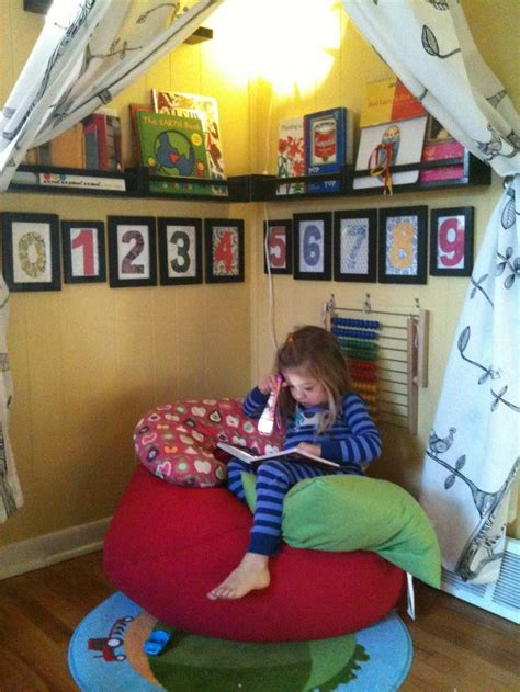 childhood list  quiet space