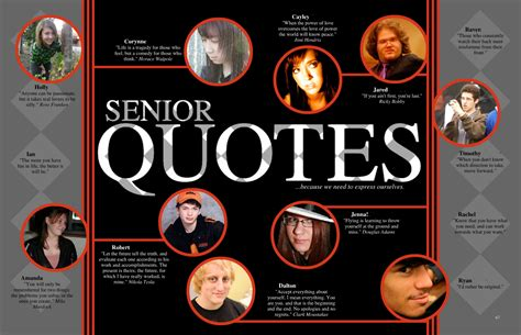 senior quotes layout yearbook senior quotes by sapphiremisty on deviantart
