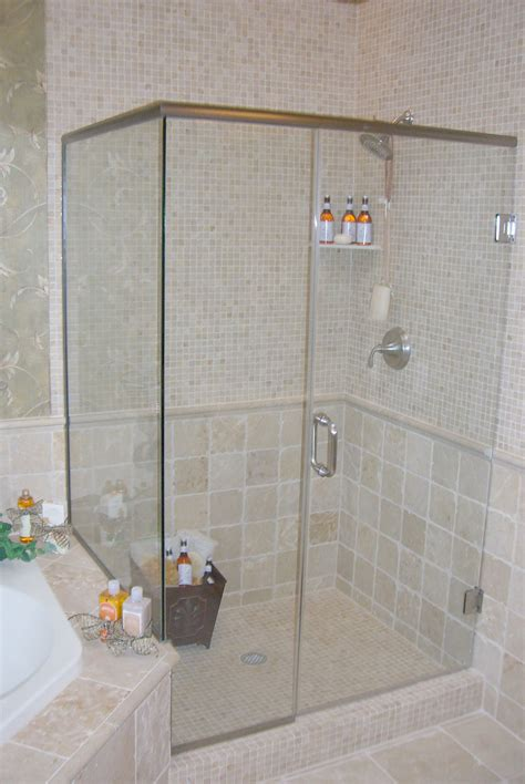 Glass Shower Panels by Shower Glass Panel For Bathroom Styles