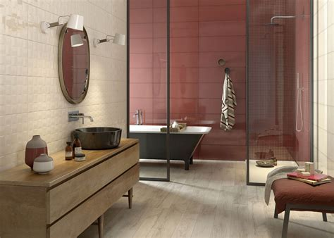 bagni mattonelle mattonelle per bagno ceramica e gres porcellanato marazzi