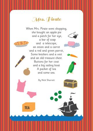new year poems ks1 mrs pirate illustrated poem free early years primary