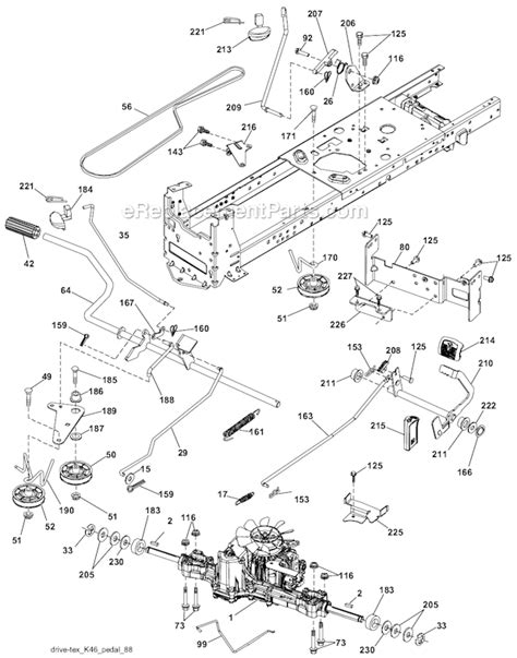 husqvarna lawn mower parts diagram husqvarna lawn mower wiring diagram efcaviation