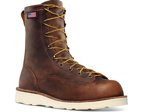 danner bull run 8 inch work boot 15556