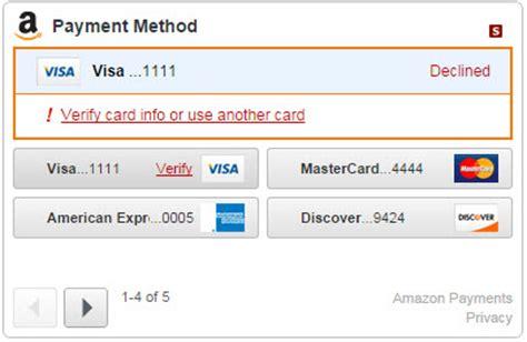 amazon payment documentation