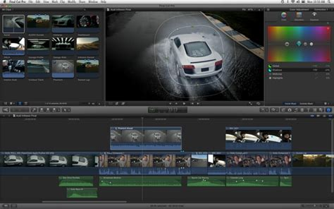 Free Final Cut Pro Intro Templates Final Cut Pro X For Mac Download Free Template Design Cut Pro Template Intro