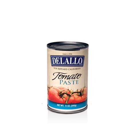 delallo tomato paste  oz