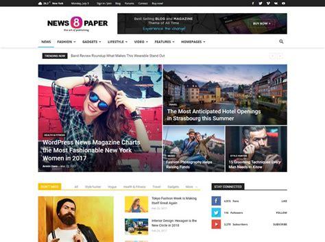 web imágenes videos noticias 50 mejores temas wordpress para revistas y peri 243 dicos 2018