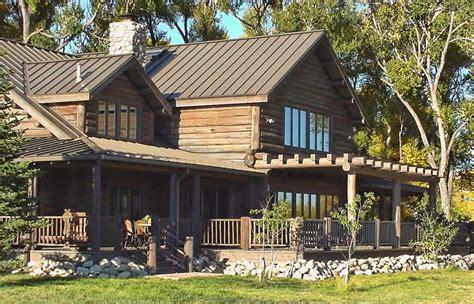 log construction deerwood log homes