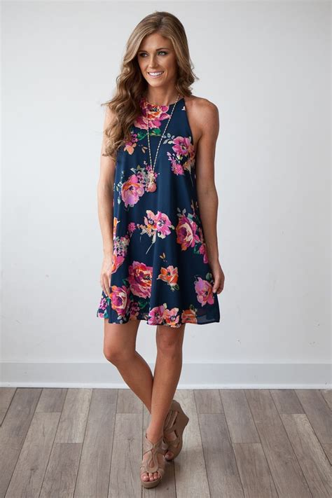 trendy floral dresses for this season all for fashions