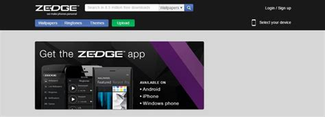 video tutorial zedge how to download free mp3 ringtones for android