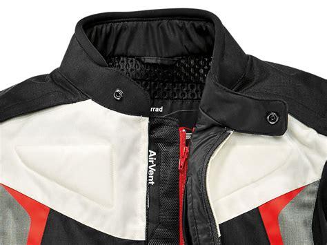 bmw race motorcycle jacket unisex black red