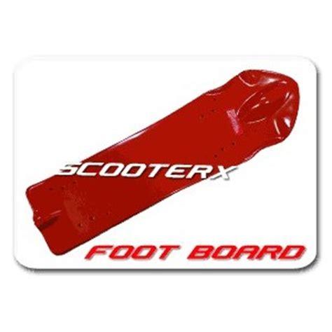 Footboard Skateboard by Skaterx Gas Skate Board Fiberglass Foot Board Mountain Board