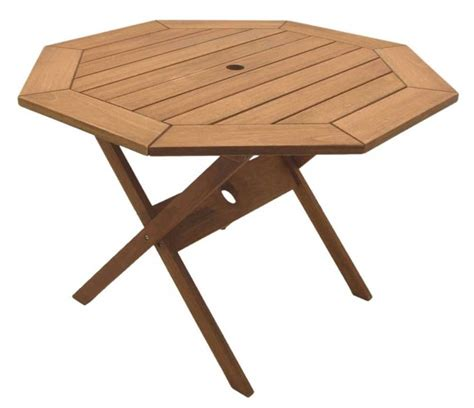 Outdoor Wood Patio Table Folding Outdoor Tables For Better Environment