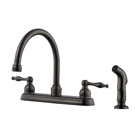 Design House Saratoga 2 Handle Standard Kitchen Faucet Design House Kitchen Faucets