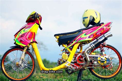 Modifikasi Mio New Soul Gt by Gambar Motor Drag Mio Soul Automotivegarage Org