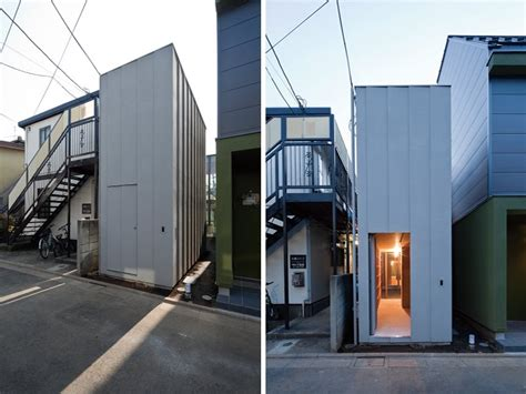 small home design japan ultra compact quot near house quot is a small space marvel in
