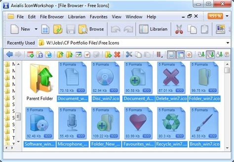 batch conversion icon icon design software icon workshop part ii