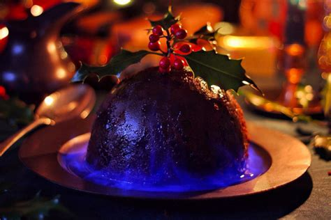 how to light a christmas pudding the gentleman s journal