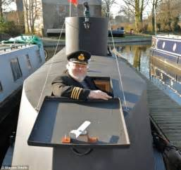 rc u boats for sale homemade u boat which sails in an english canal goes on