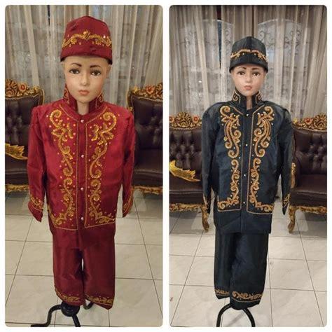 jual pakaian adat sunda baju adat tradisional