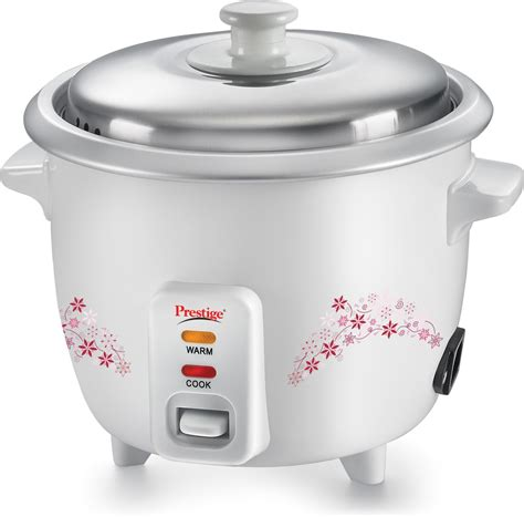 Rice Cooker 3 In 1 prestige delight prwo 1 0 electric rice cooker price in india buy prestige delight prwo 1