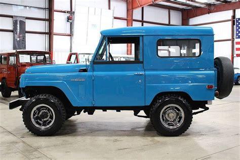 1967 nissan patrol interior 1967 nissan patrol gr auto gallery