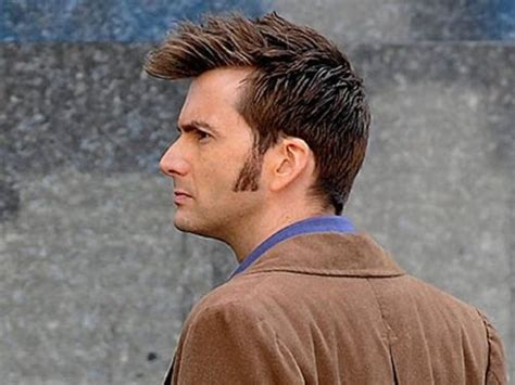 doctor who hairstyles 18 best images about david tennant hair on pinterest