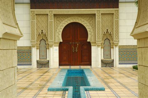 moroccan architecture fantastic pictures from morocco elsoar