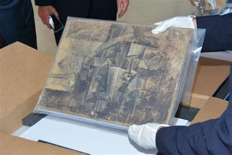 picasso paintings returned us returns 15 million picasso painting stolen from