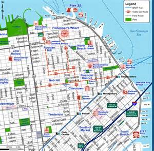 maps update 21051488 san francisco tourist attractions