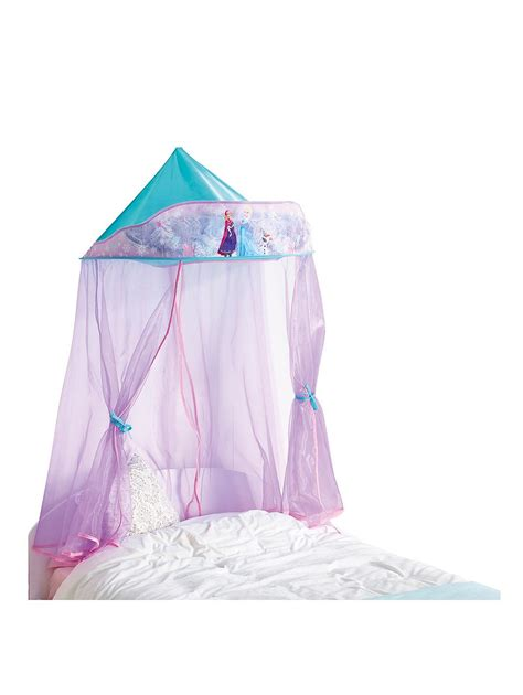 disney frozen bedding disney frozen bed canopy very co uk