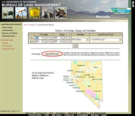 Find Property Survey Records Searching For A Land Record